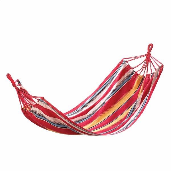 Sunny Stripes Cotton Tree Hammock by Zingz & Thingz