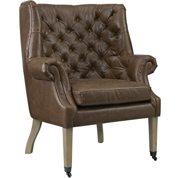 Review Chart Wingback Chair