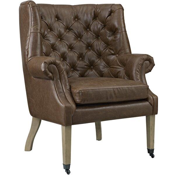 Home Décor Chart Wingback Chair