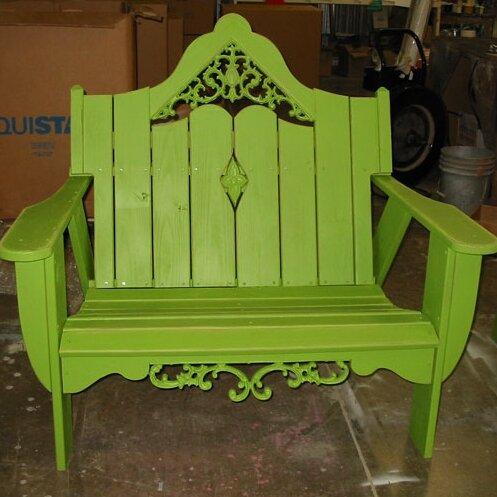 Veranda Garden Bench by Uwharrie Chair