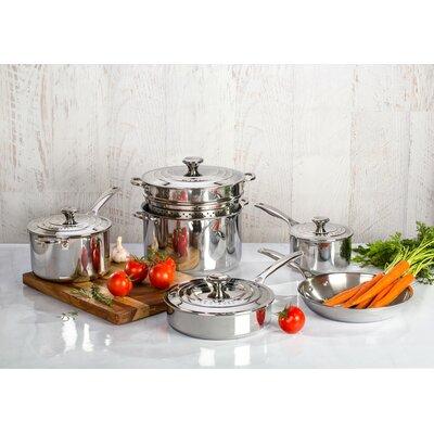 Le Creuset Steel Cookware Set Cookware Sets