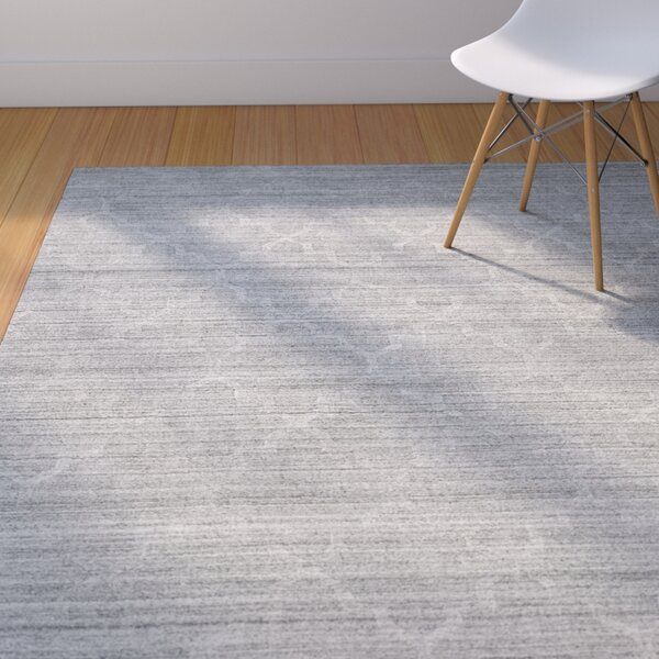 Arena Gray Area Rug by Corrigan Studio