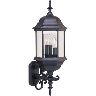 Searching for Shifflett 3-Light Outdoor Sconce By Alcott Hill