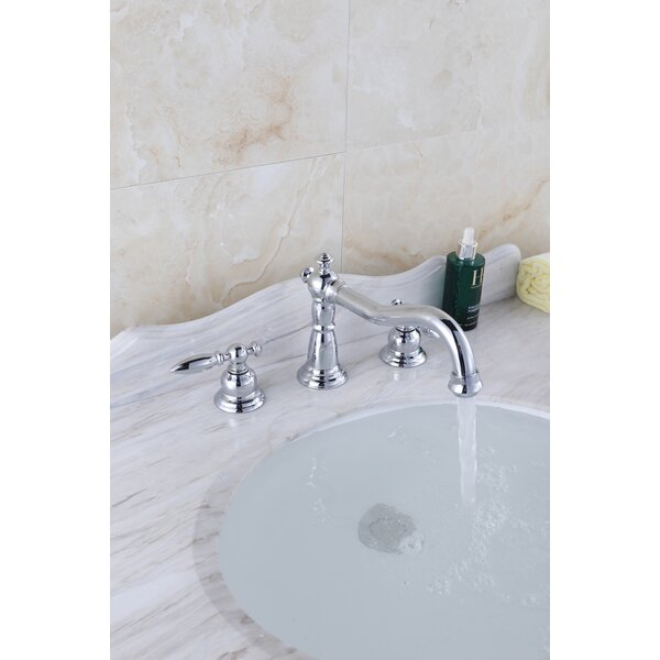 Off Center Brass Faucet By American Imaginations