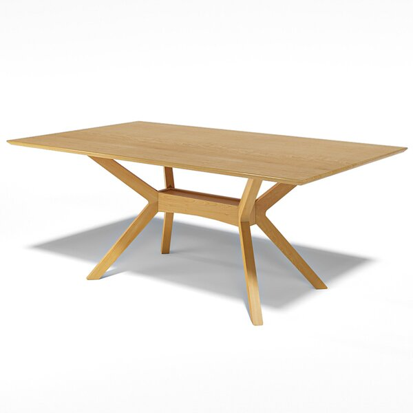 Anacortes Maple Solid Wood Dining Table by Corrigan Studio Corrigan Studio