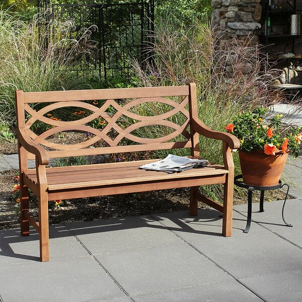 Maeda Garden Bench by Winston Porter Winston Porter
