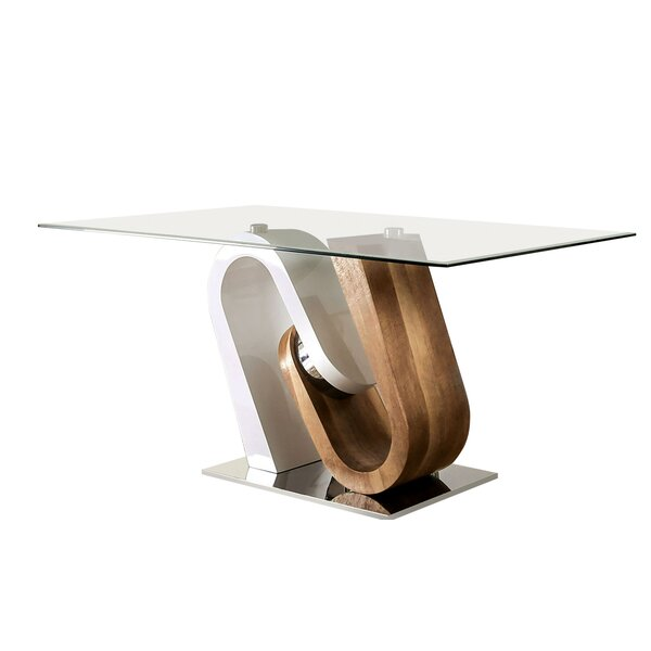 Quellenhof Dining Table by Wrought Studio Wrought Studio