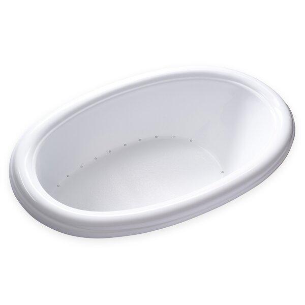 Hygienic Air Massage 69 x 42 Bathtub by Carver Tubs