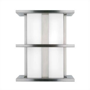 Great Price Modular 2-Light Outdoor Flush Mount By LBL Lighting
