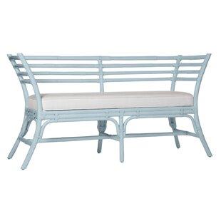 Sydney Wicker Bench