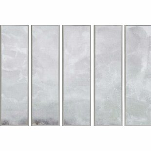 Fog on the Mountain by Brennan 5 Piece Framed Graphic Art Set ByParagon