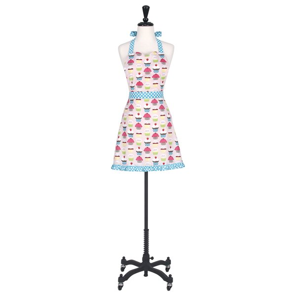 Cupcake Apron by East Urban Home