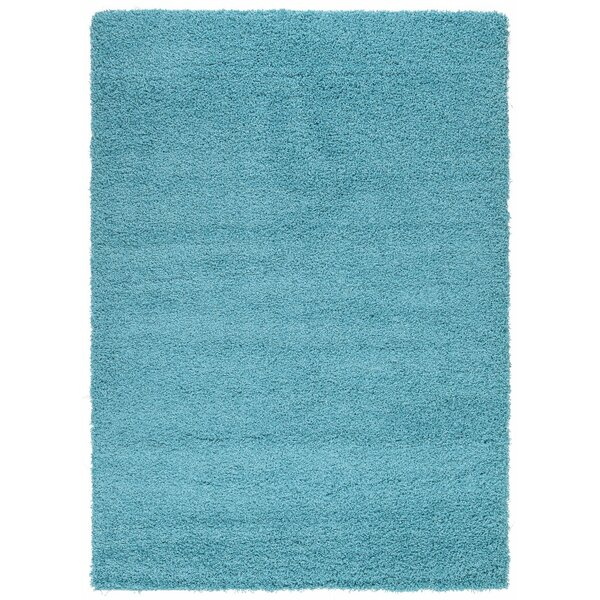 Cozy Turquoise Area Rug by sweet home stores