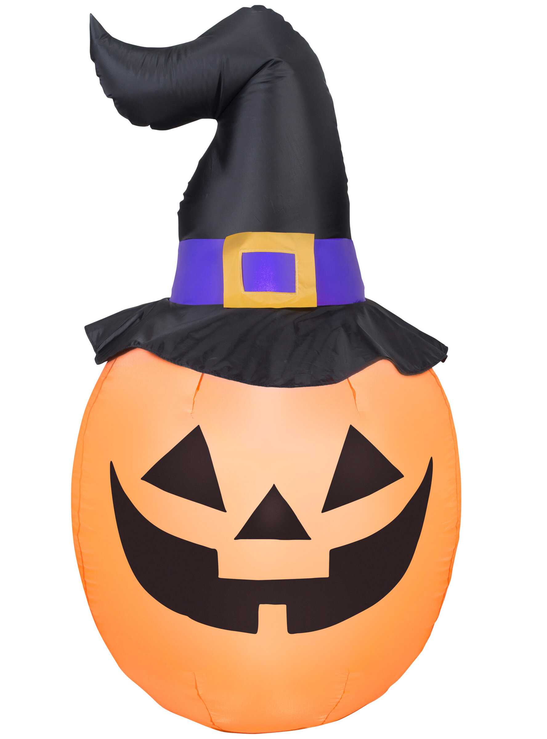 08302002a2e The Holiday Aisle Giant Jack-O-Lantern Inflatable