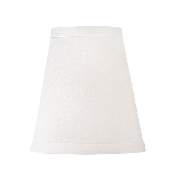 Surrey 5.75 Linen Bell Candelabra Shade by Hinkley Lighting