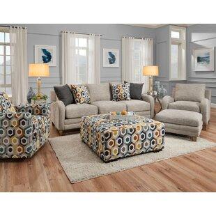 Booker Configurable Living Room Set by Latitude Run®