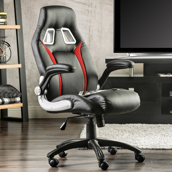 Street Racer Gaming Chair by Hokku Designs