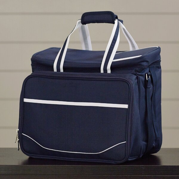 Picnic Cooler for Four by Freeport Park