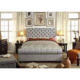 Lilyana Queen Upholstered Standard Bed byAlcott Hill