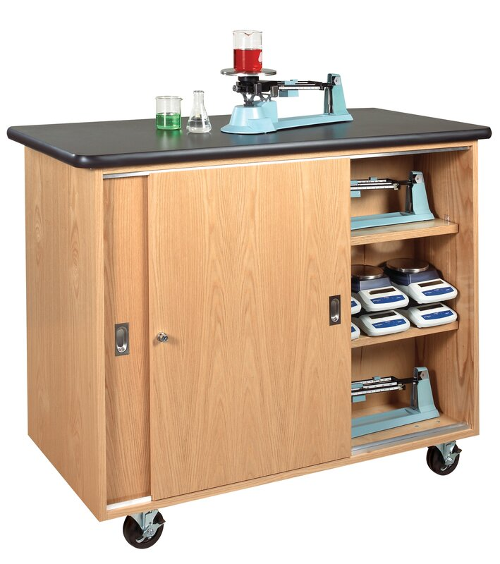 movable cabinets kitchen diversified woodcrafts balance portable classroom cabinet 1001
