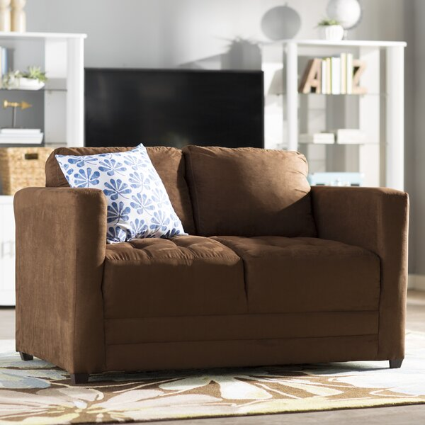 Serta Upholstery Loveseat by Latitude Run