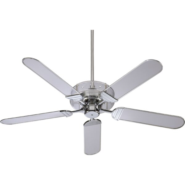52 Prizzm 5-Blade Ceiling Fan by Quorum