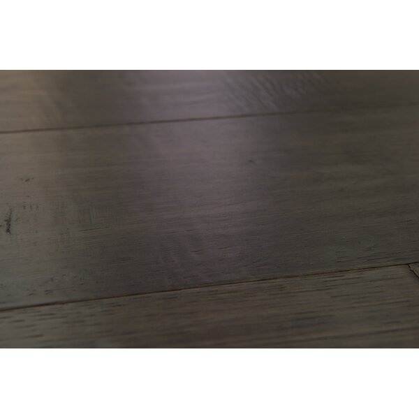 Copenhagen 7-1/2 Engineered Hickory Hardwood Flooring in Clove by Branton Flooring Collection