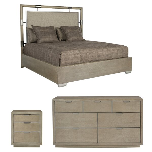 Mosaic Panel Configurable Bedroom Set by Bernhardt