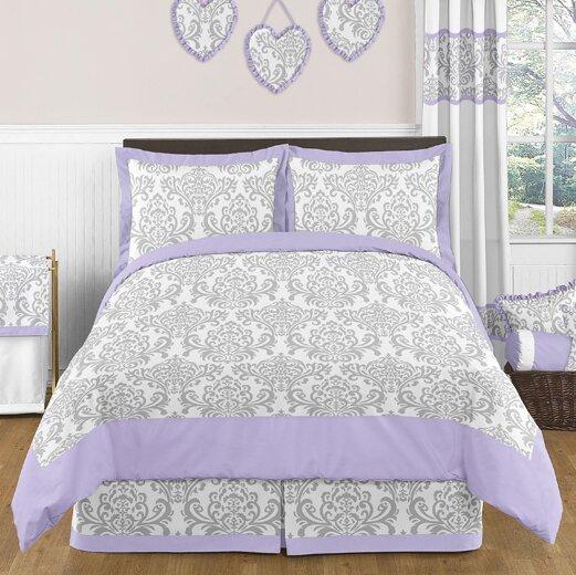 Elizabeth 3 Piece Full/Queen Comforter Set by Sweet Jojo Designs