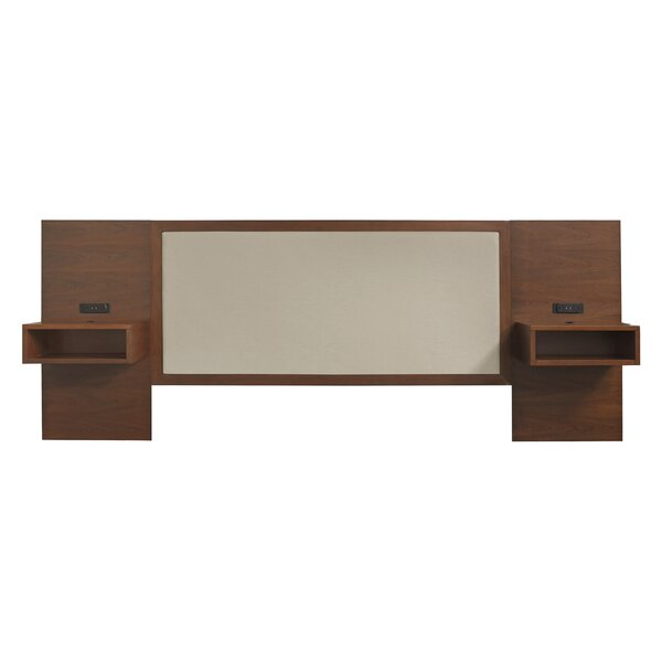 Berjen California King Upholstered Panel Headboard by Samuel Lawrence Hospitality