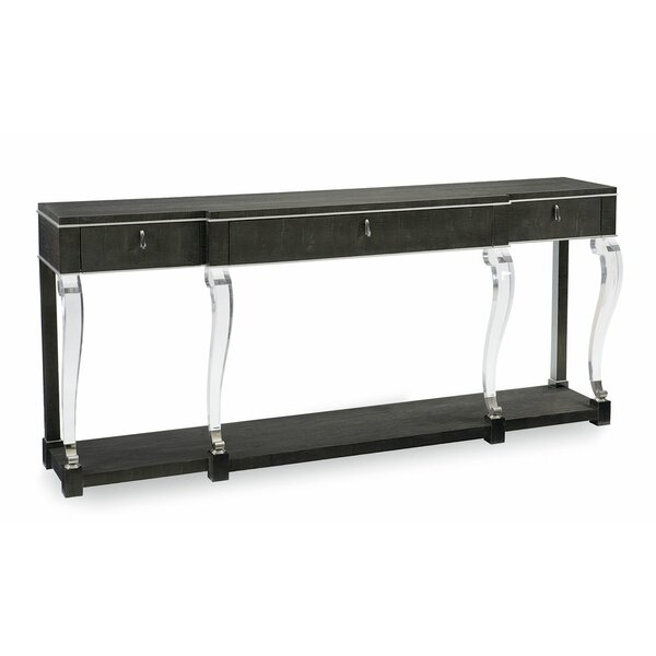 Maple Console Table By Caracole Classic