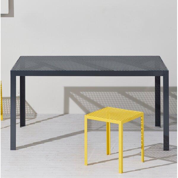 Howard Series Steel Dining Table by RAD Furniture