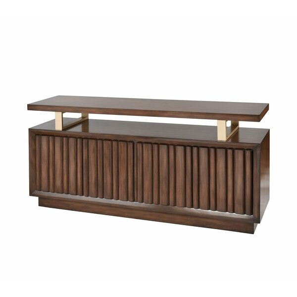 Stigall Credenza In Brown by Union Rustic Union Rustic
