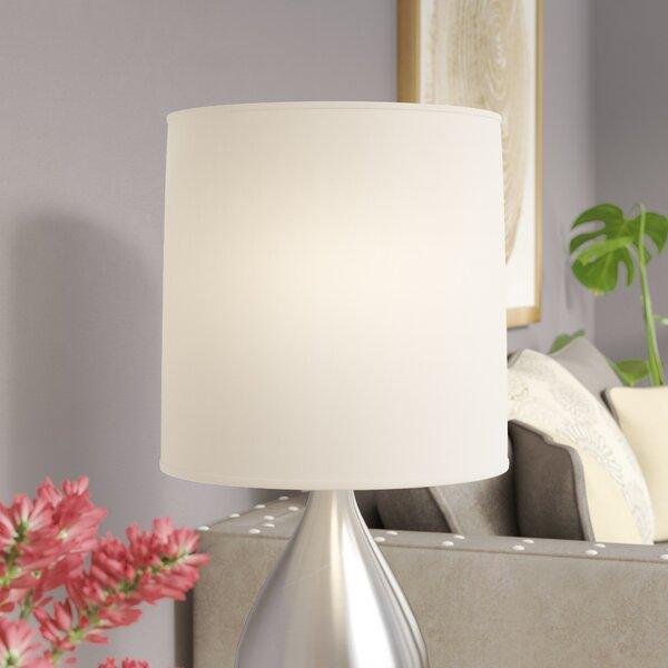 Linen Drum Lamp Shade by Brayden Studio