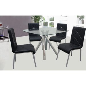 Tufted Kitchen & Dining Chairs You\'ll Love | Wayfair