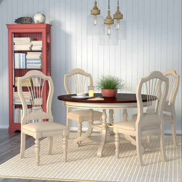 Alise 5 Piece Dining Set by Lark Manor
