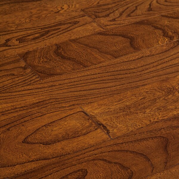Zellmer 5 Engineered Hardwood Flooring in Rustler by Charlton Home