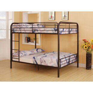Compare prices Laffey Full over Full Bunk Bed ByZoomie Kids