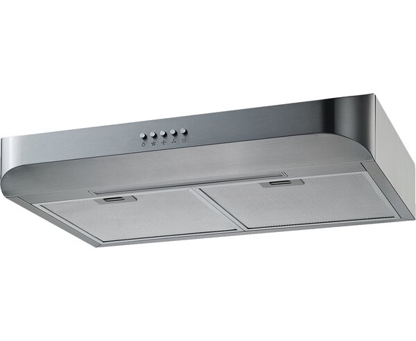 30 250 CFM Convertible Under Cabinet Range Hood by Winflo