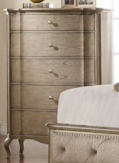 Adler 5 Drawer Chest by One Allium Way