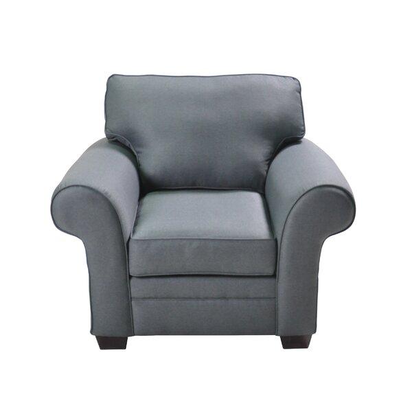 Zebrowski Armchair by Gracie Oaks