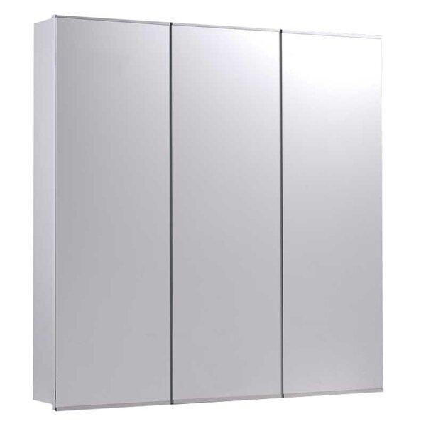 Salvatore Surface Mount Framed 3 of Doors Medicine Cabinet
