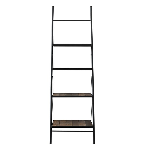 Claussen Ladder Bookcase by 17 Stories