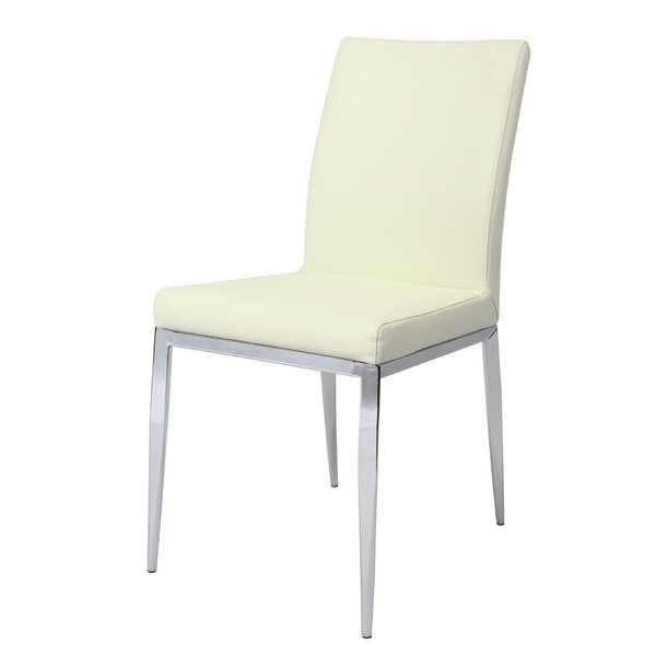 Lydon Upholstered Dining Chair (Set of 2) by Orren Ellis