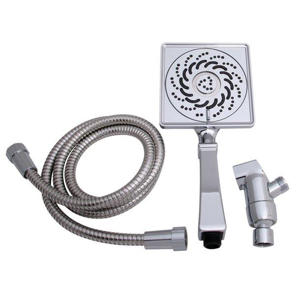 Rainier Exhilaration 1.5 Gpm Handheld Shower Head in  1.5 by Speakman Speakman