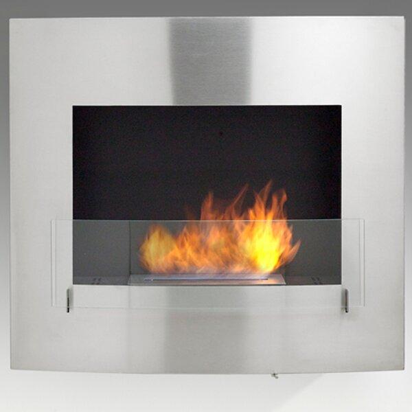 Wynn Wall Mounted Ethanol Fireplace By Eco-Feu