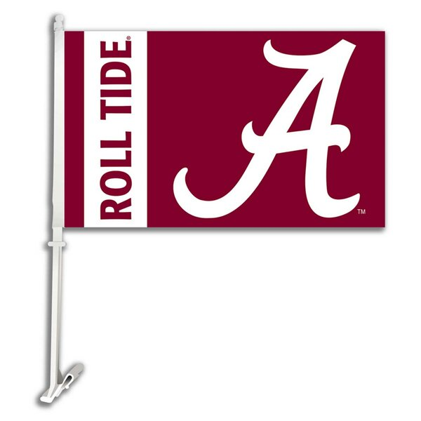 NCAA 2-Sided Polyester 3 x 11 House Flag by NeoPlex