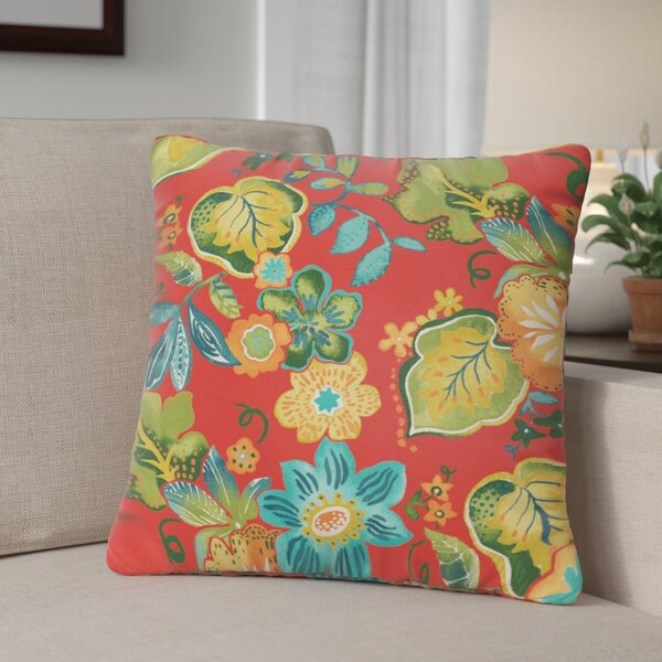 Windy Outdoor Throw Pillow (Set of 2) by Red Barrel Studio