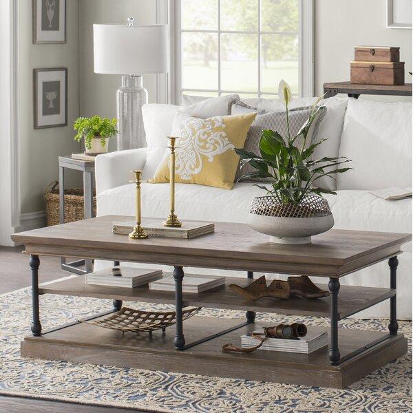 Poynor Coffee Table by Greyleigh