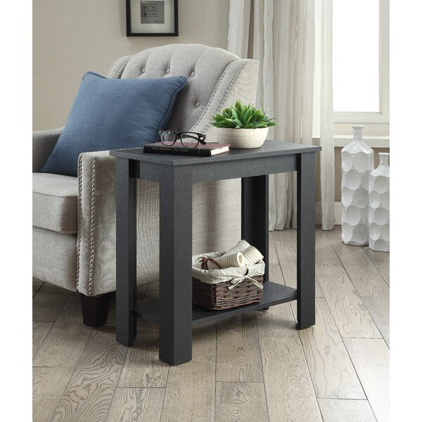 Riverside Drive End Table by Winston Porter